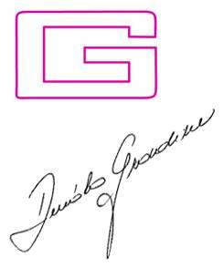 G uprostred