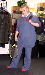 Sportovn� tepl�kov� souprava Grandine